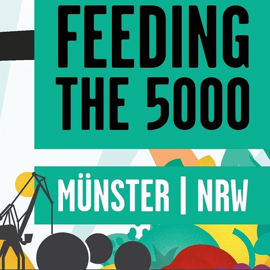 Feeding the 5000 Münster